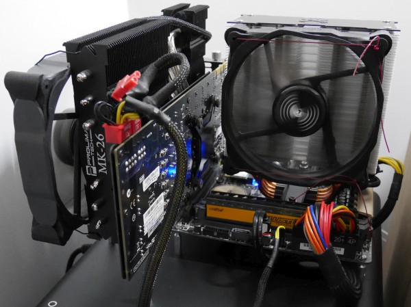 Completely Silent Gaming Pc Build 2015 Open Air Edition
